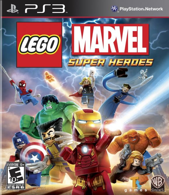 LEGO MARVEL PS3