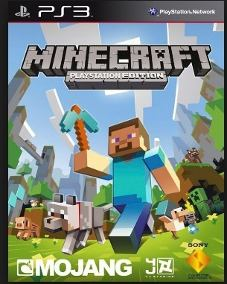MINCRAFT PS3