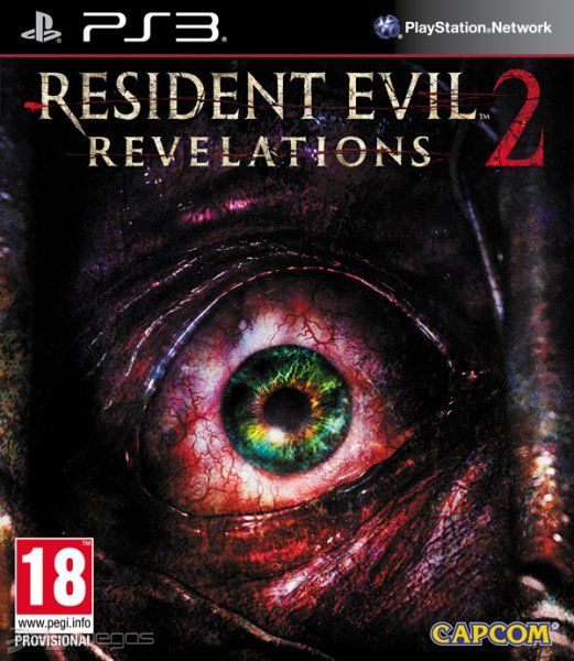RESIDENT 2 PS3