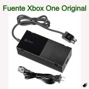 Fuente Xbox one original