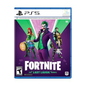 Fornite The Last Laugh PlayStation 5
